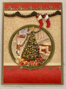 Class Kit Cosy by the Fire CLASSIC-903 -- Hunkydory Crafts - Makes 5 Cards