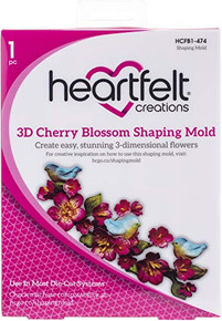 Heartfelt Creations Shaping Mold-3D Cherry