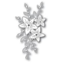 Memory Box 100% Steel Sketch Flower Spray Cutting Die- 94248