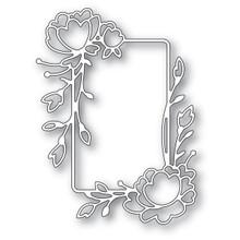 Memory Box 100% Steel Rose Flower Frame Cutting Die- 94247
