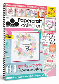 Craftwork Cards- Papercraft Collection- ISSUE 1