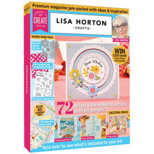 Inspire to Create- Crafting with Lisa Horton Special 1- Issue 68