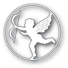 Memory Box 100% Steel Cupid Circle Cutting Die- 94109