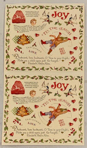 Susan Branch Stickers Christmas 12750