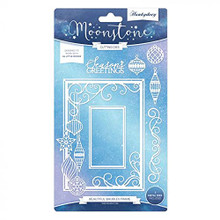 Hunkydory Moonstone Cutting Dies - Beautiful Baubles Frame - MSTONE445