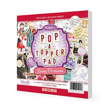 Pop-A-Topper Pad - Loving Occasions