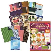 Crafting with Hunkydory Magazine Issue 61