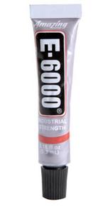 E6000 Industrial Strength Adhesive, 0.18 fl oz