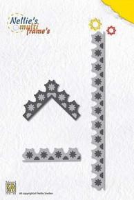 Multi Frame It Dies- Combi Snowflakes