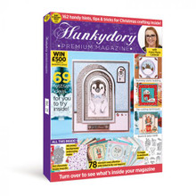 Hunkydory Crafts Design Collection Box Magazine Issue 15