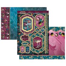 Hunkydory Crafts Festive Radiance Mirri Magic Topper Set- Christmas Cheer FESTRAD901