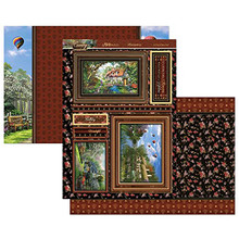 Hunkydory Crafts Country Escapes Luxury Set- A Grand Day Out ESCAPES901