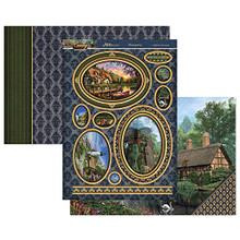 Hunkydory Crafts Country Escapes Luxury Set- Reflective Moments ESCAPES904