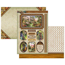 Hunkydory Crafts Country Escapes Luxury Set- Home, Sweet Home ESCAPES903