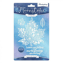 Hunkydory Moonstone Cutting Dies - Leaves are Falling - MSTONE461