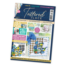 Tattered Lace Magazine Issue 76 with Bird House Cutting Dies