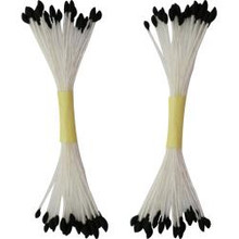 Dress My Craft - Pointed Thread Pollen- Pack of 2 Bunches- Black