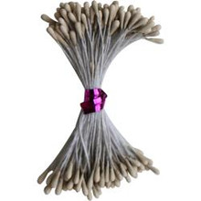 Dress My Craft -Pastel Thread Pollen- 100 Thread/Pack- Classic Cream