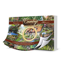 Hunkydory Crafts Country Escapes A6 Mirri Magic Pad- ESCAPES108