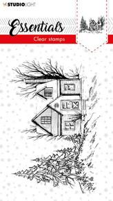 Studio Light Essentials Clear Stamp-NR. 90, Christmas Senery