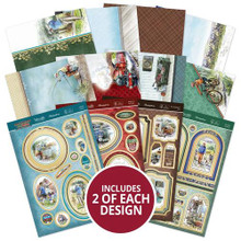 Hunkydory Crafts Hobbies for Him Luxury Topper Collection- HOBHIM101