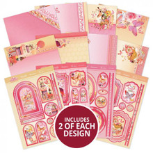 Hunkydory Crafts- Butterfly Blush A Fabulous Finishes Collection- BFBLUSH101