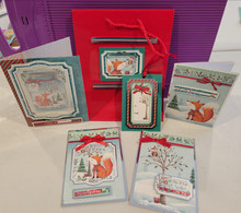 Live Stream Class Kit A Jar Full of Love CUTE21-901 -- Hunkydory Crafts - Makes 4 Cards & a Gift Bag- NO KIT