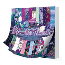 """Hunkydory Crafts Moonlit Moments 6""""x6"""" Paper Pad MOON103"""