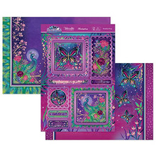 Hunkydory Crafts Moonlit Moments a Fabulous Finishes Luxury Topper Set- Wonderful Wings MOON904