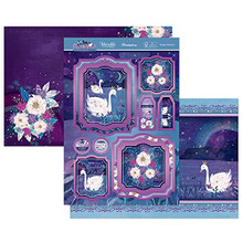 Hunkydory Crafts Moonlit Moments a Fabulous Finishes Luxury Topper Set- Magical Moments MOON901