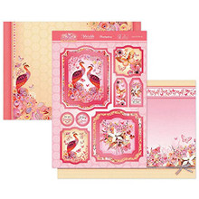 Hunkydory Crafts Butterfly Blush A Fabulous Finishes Luxury Topper Set- Love is In the Air BFBLUSH904