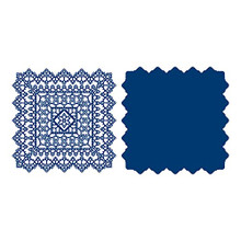 Tattered Lace Dainty Doilies- Doily Plaza Cutting Die 896036