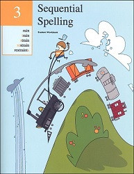 Sequential Spelling Level 3 Student Workbook