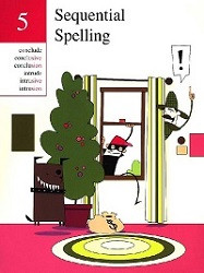 Sequential Spelling Level 5