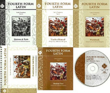 Fourth Form Latin Set