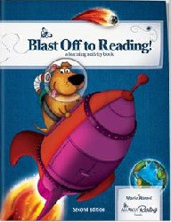 All About Reading Level 1 Blast Off to Reading! Student Activity Book Colorized Version