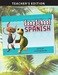Song School Spanish Teacher