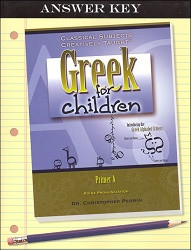 Greek for Children A Answer Key