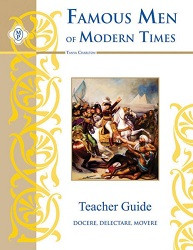 Famous Men of Modern Times Teacher Guide