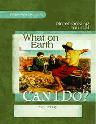 What on Earth Can I Do? Notebooking Journal