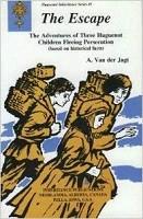 Huguenot Inheritance Series #1: The Escape