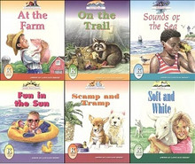 American Language Reader  Set of Six