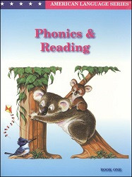 Phonics & Reading K, Book 1