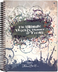 Ultimate Weekly Planner for Teens