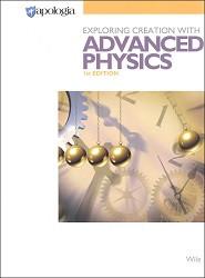 Apologia Exploring Creation with Advanced Physics Textbook