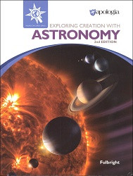 Apologia Elementary  Exploring Creation with Astronomy 2nd Edition