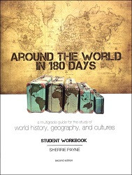 Apologia Around the World in 180 Days Workbook