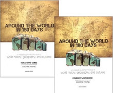 Apologia Around the World in 180 Days Set