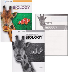 Apologia Exploring Creation with Biology Set *3rd Edition*