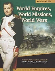 History Revealed: World Empires, World Missions, World Wars Teacher